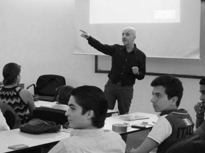 Julio Gaeta. Diseño y programación de sitio web.