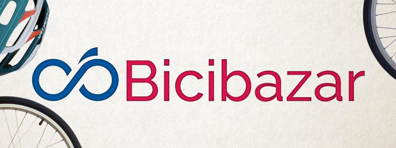 Bicibazar. Diseño de logotipo
