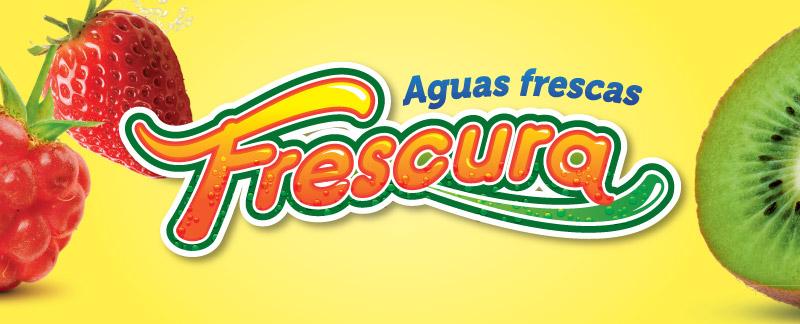 Frescura. Diseño de logotipo.