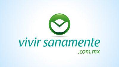 Vivir Sanamente. Diseño de logotipo.