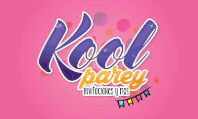 Kool Parey, diseño de logotipo.