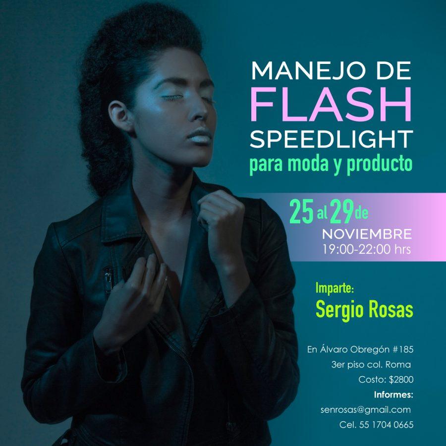 Publicidad digital para redes sociales para talleres de iluminación fotográfica