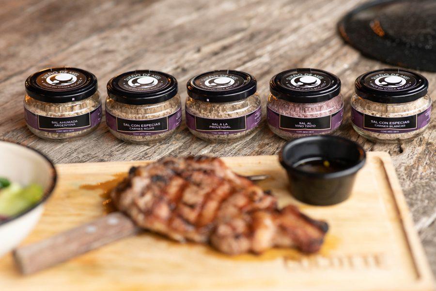 Sueño de Miel. Diseño de etiquetas para productos gourmet